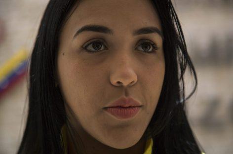 Conoce a Omaira, la nueva competidora de Furia Roja en Calle 7