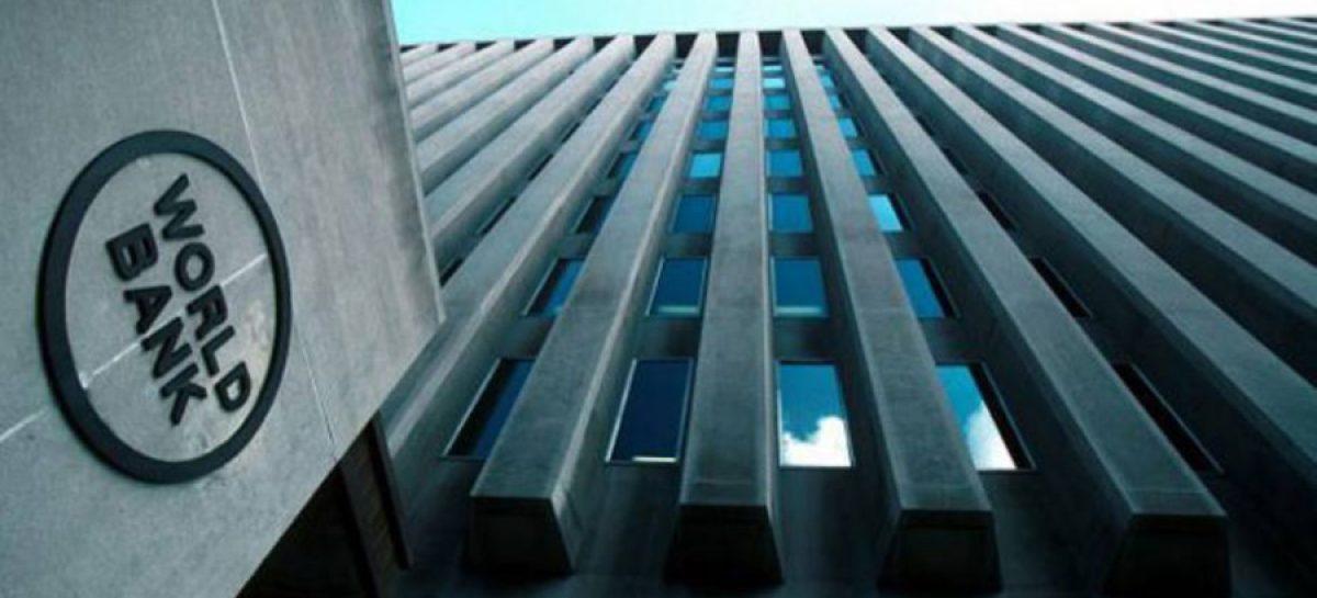 Economía después de COVID-19: Banco Mundial proyecta caída  de 2% en el PIB