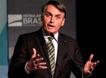 Bolsonaro responsabiliza a gobernadores y alcaldes de muertes por Covid-19