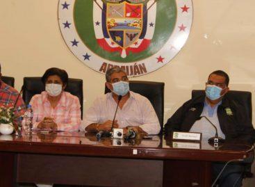 Establecen cerco sanitario en la comunidad de Koskuna en Arraiján por gran cantidad de casos de COVID-19