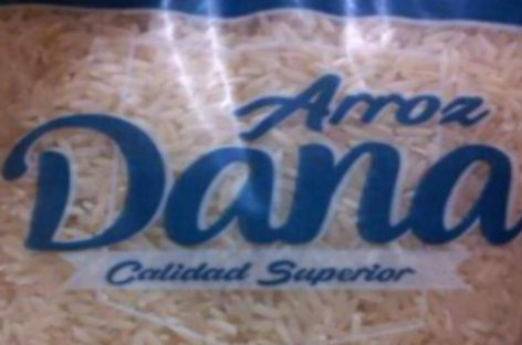 Desmienten importación de lote de arroz de Pakistán