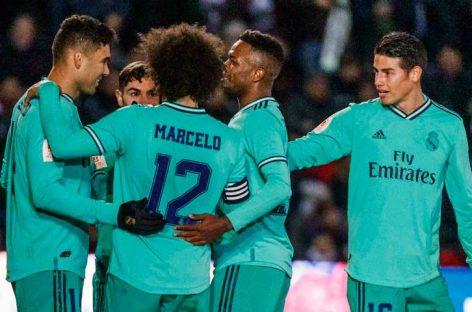 Plantilla del Real Madrid aceptó rebajar sus retribuciones