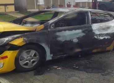 Capturan en Arraiján a hombre que pretendía quemar viva a su expareja en un taxi