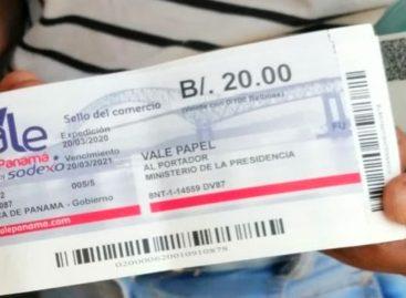 La cédula de identidad es el soporte del Vale Digital del Plan Panamá Solidario