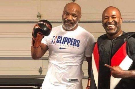 Mike Tyson sigue buscando rival para su pelea a beneficio
