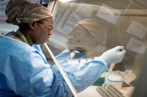 África registra más de 100 mil infectados por el virus