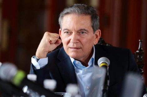Cortizo ofrece detalles de reactivación «por sectores»  e instala Mesa Económica Laboral