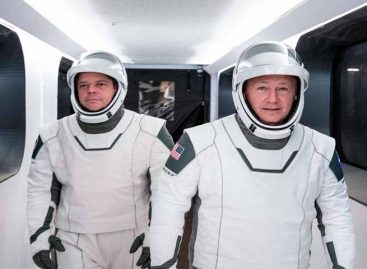Se pospuso primer vuelo espacial desde EEUU en nueve años