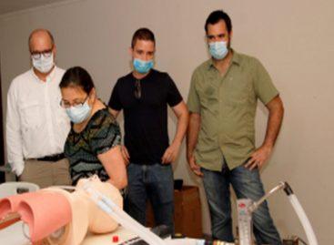 Científicos panameños trabajan en cuatro tipos distintos de ventiladores