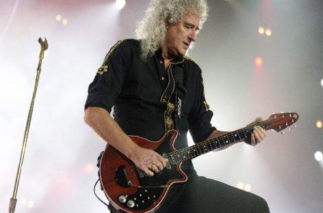Brian May sufrió un ataque al corazón que le dejó «cerca de la muerte»