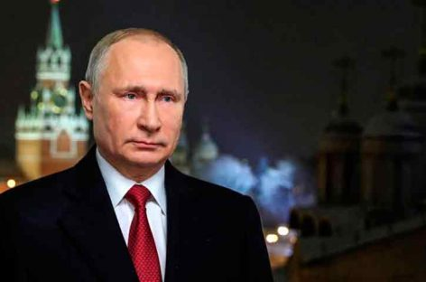 Putin afirma que situación epidémica en Rusia se ha estabilizado