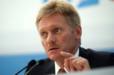 Portavoz del Kremlin dio positivo al coronavirus