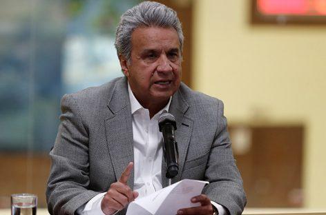 Moreno recortará el gasto público para recuperar la economía