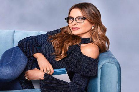 Sofía Vergara lanza su propia línea de lentes