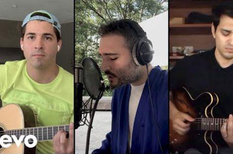 Reik estrenó versión acústica de «Escápate conmigo»
