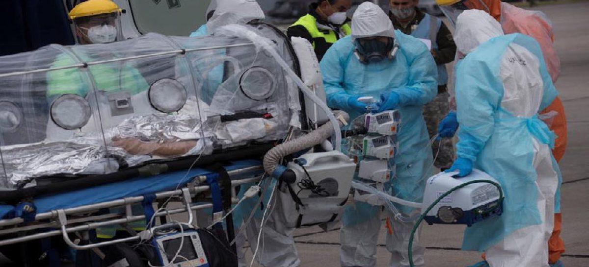 Chile se acerca a 260 mil contagios por covid-19