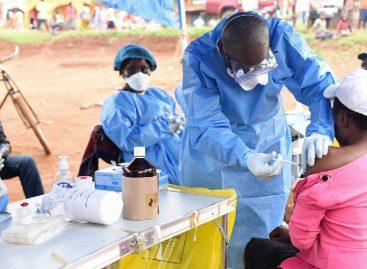 RDC combate un segundo brote de ébola en plena pandemia