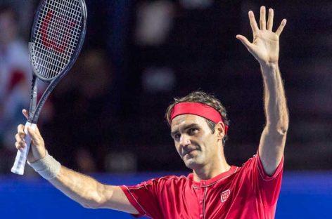 Federer superó a Ronaldo y Messi y es el primer tenista que lidera lista Forbes