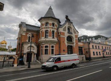 Rusia llegó al medio millón de contagios por covid-19