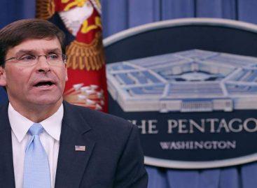 El Pentágono contradice a Trump al rechazar despliegue militar en EEUU