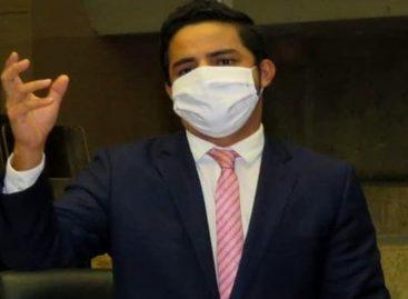 Diputado del PRD Julio Mendoza anunció que dio positivo para COVID-19