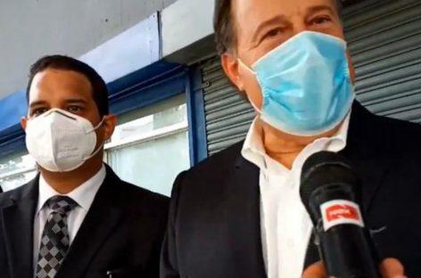 «Soy un hombre de dar la cara, no de salir corriendo»: Lo que dijo Varela al salir de la Fiscalía (+Video)
