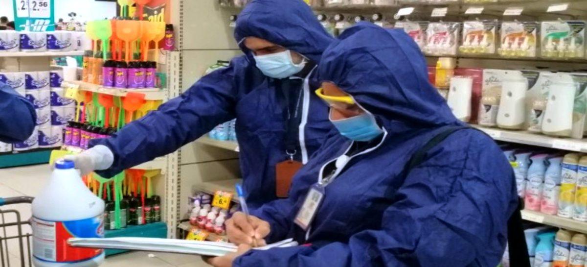 Extienden regulación a margen de ganancias de productos de limpieza en el país