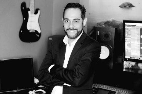 Gente interesante: Con corazón, espíritu y humildad, Luigie González llegó a producir y a componer para los grandes de la música