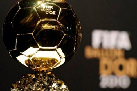 El Balón de Oro no se otorgará este año