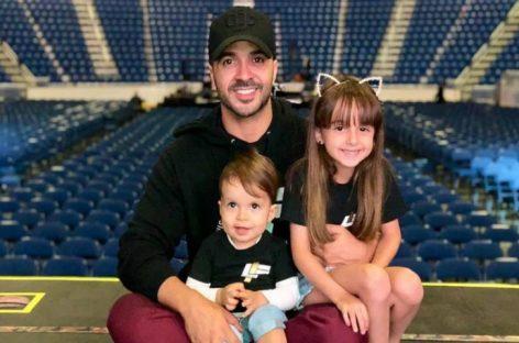 Luis Fonsi lanza una versión de «Baby Shark» junto a sus hijos