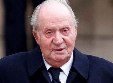 Gobierno español, preocupado por noticias sobre Juan Carlos I