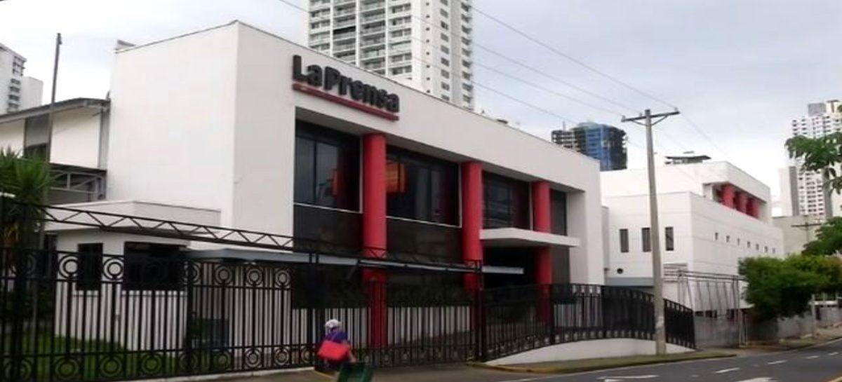 Cuentas y activos del diario «La Prensa» siguen secuestrados
