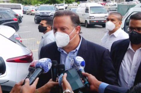 Varela evitó a los medios tras cuarto día de indagatoria por caso Odebrecht