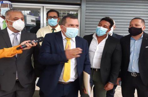 Presentaron nueva demanda contra expresidente Varela