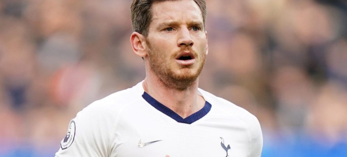 Jan Vertonghen deja el Tottenham Hotspur
