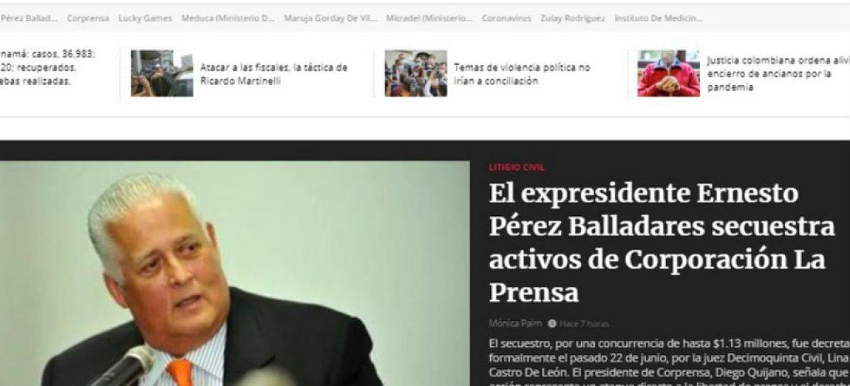 Colegio Nacional de Periodistas rechaza fallo contra La Prensa y dice que compromete la libertad de expresión