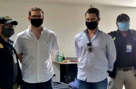 Hijos de Martinelli podrían enfrentar una pena de prisión de 20 años por acusaciones de EEUU