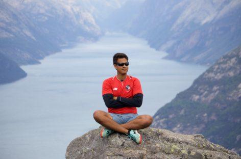 Gente interesante: Humildad, perseverancia y familia son los pilares del piloto aviador panameño José Cardoze