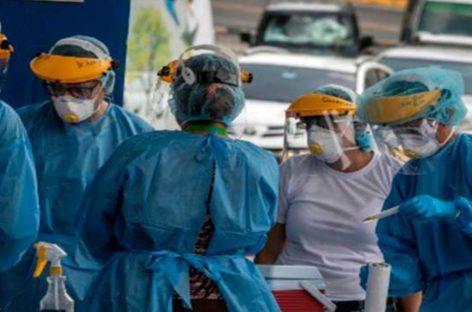 Panamá rebasó los 800 muertos por COVID-19
