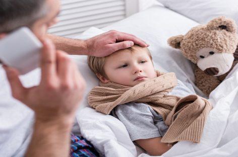 En tres menores fue detectado el síndrome inflamatorio asociado a la COVID-19