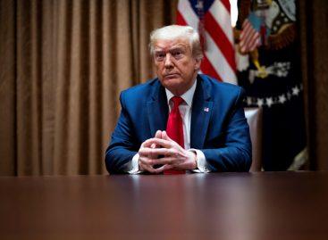 Trump sugiere postergar las elecciones