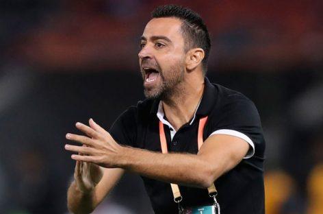 Xavi Hernández se recuperó del covid-19